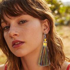 Stylish Alloy Rhinestones Earrings