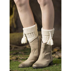 Einfarbig Komfortabel/Damen/Leg Warmers/Boot Cuff Socks Socken