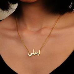 Unique Exotic Simple Copper Necklaces