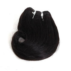 Straight Synthetic Hair Tape in Hair Extensions (Sold in a single piece) 130g