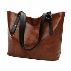 Elegáns PU Tote Bags/Válltáskák/Hobo táskák