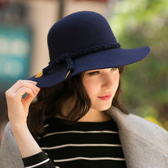 Ladies' Special Acrylic/Wool Blend Bowler/Cloche Hats
