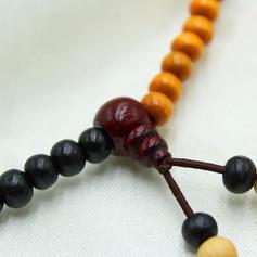 Uniek Eenvoudig Hout Uniseks Armbanden