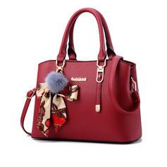 Unique PU Satchel/Shoulder Bags
