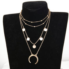 Unique Alloy Women's Fashion Necklace