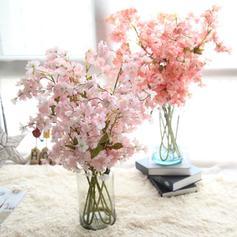 39'' Branches Soie Fleurs en soie