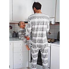 Rena Família Combinando Natal Pijama