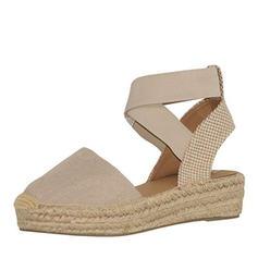 Femmes PU Talon compensé Compensée avec Autres chaussures