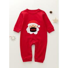 Moș Crăciun Bloc De Culori Desen Animat De Familie Pijama
