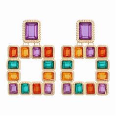 Beautiful Alloy Women's Earrings
