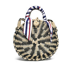 Unique Straw Fashion Handbags