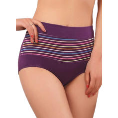 Striped Brief Panty