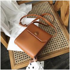 Елегантний/Модно/Класичний Сатчел/Сумки через плече/Плечові сумки