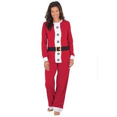 Кольоровий блок Для сім'ї Різдвяні піжами