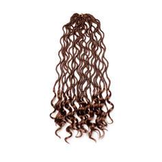 En vrac cheveux synthétiques Tresses de cheveux (Vendu en une seule pièce) 100 g