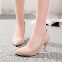 Femmes Suède Talon stiletto Escarpins Bout fermé avec Autres chaussures