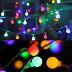 vrolijk kerstfeest PVC Lichten Kerstdecoratie