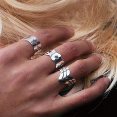 fasjonable Legering Damene ' Fashion Rings