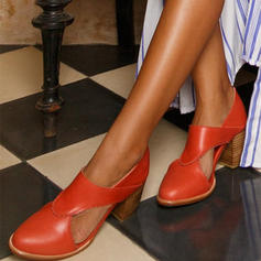 De mujer PU Tacón stilettos Sandalias Salón con Otros zapatos