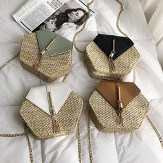 Delicate PU Crossbody Bags/Shoulder Bags/Beach Bags