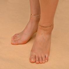 alaşım Ayak süslemeleri (Tek parça halinde satılır)