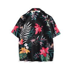 Men's Hawaiian Quick Dry Beach Shirts