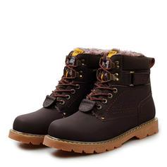 Chelsea Casual Pravá Kůže Pánské Pánská obuv Boots