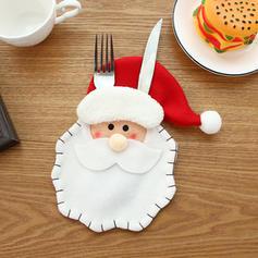 Boże Narodzenie Zastawa Stołowa Tkanina Dekoracje świąteczne