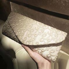Elegant Lace Clutches/Satchel