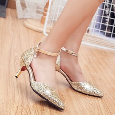 Women's Leatherette Stiletto Heel