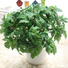 12'' Synthetic Fabric Artificial Greenery (Set of 2)