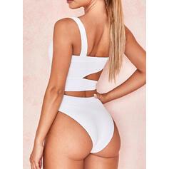 Monokini Strap Sexy One-piece Swimsuits