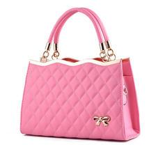Elegant/Classical PU Satchel/Shoulder Bags