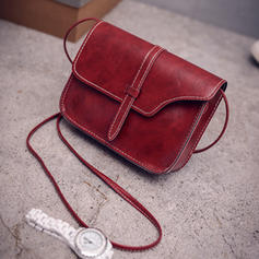 Delicate PU Crossbody Bags/Shoulder Bags/Wallets & Wristlets