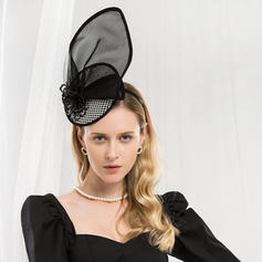 Ladies' Glamourous/Elegant Polyester Fascinators/Kentucky Derby Hats