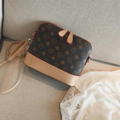 Attractive PU Cross-Body Bags