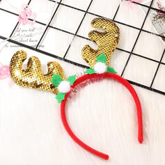 Christmas Reindeer Christmas Chiffon Hair Accessories