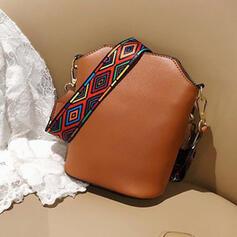 De moda/Antiguo/Estilo bohemio Bolso de Hombro/Bolsas de cubo