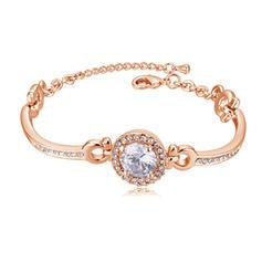 Fashionable Alloy Rhinestones Ladies' Fashion Bracelets