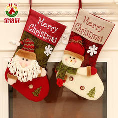 Christmas Stockings Cloth Holiday Decoration