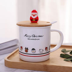 Christmas Ceramic Coffee Mugs