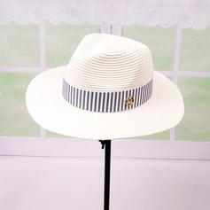 Kønsrelaterede Hotteste Saltet halm Stråhat/Panama Hat/Kentucky Derby Hatte