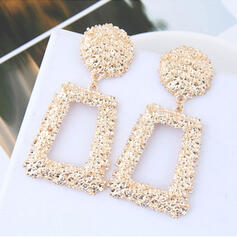 Fashionable Alloy Earrings
