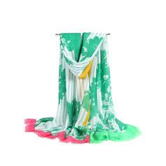 Floreale Scialle/moda/fresco Sciarpa