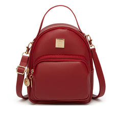 Elegant/Classical PU Backpacks