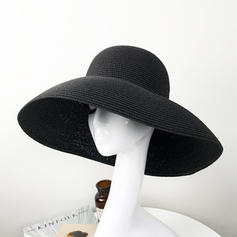 Ladies' Classic/Handmade Straw Hats/Beach/Sun Hats