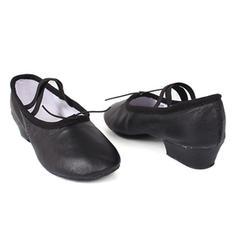 Pentru Femei Balet Tocuri Piele Reală Balet