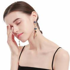 fasjonable Resin Kvinner øredobber