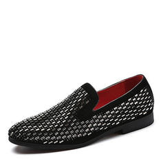 Casual Leatherette Men's Men's Loafers