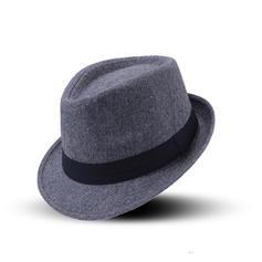Mænd Hotteste Bomuld Fedora Hat/Kentucky Derby Hatte